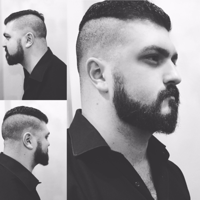 Beard Trim and Men's Cuts