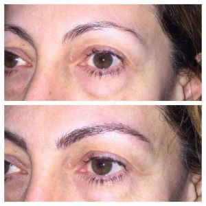 Microblading done by Nicole
