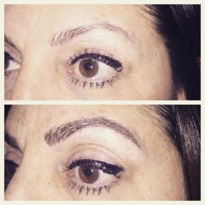 Microblading done by Nicole.