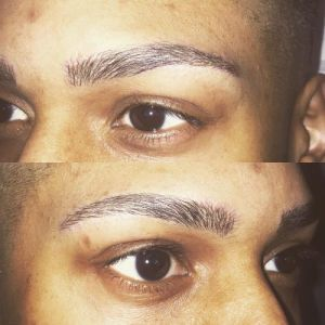 Microblading for men, By Nicole