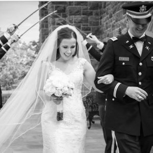 West Point Bride